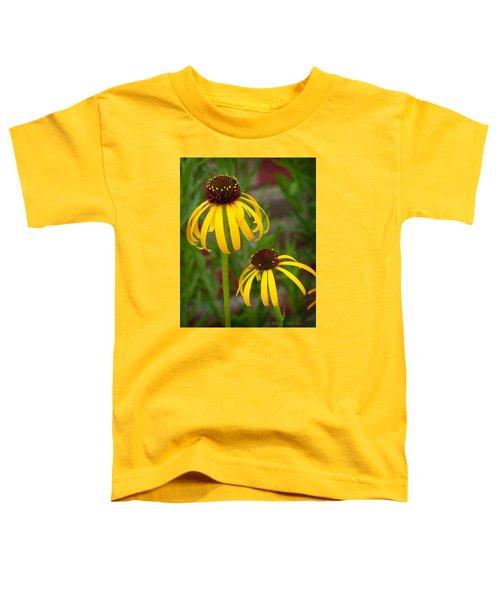 Yellow Pair Toddler T-Shirt
