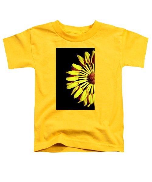 Yellow Petals Toddler T-Shirt