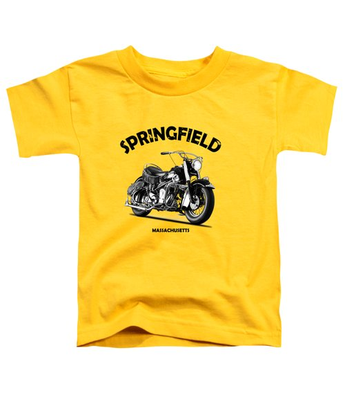 Roadmaster 1953 Toddler T-Shirt
