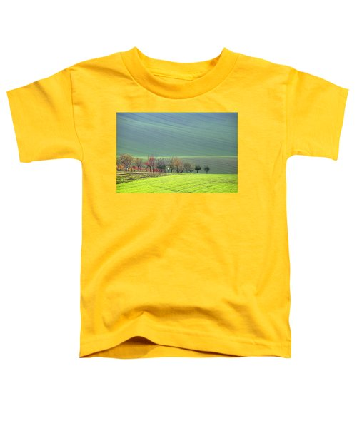 Autumn In South Moravia 18 Toddler T-Shirt