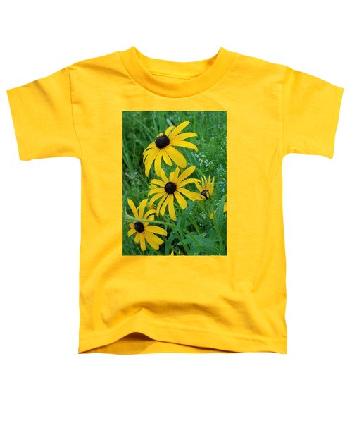 Black Eyed Susans 1 Toddler T-Shirt