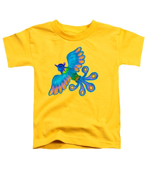 Blue Bird Toddler T-Shirt