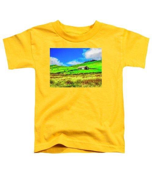 Cows Grazing Toddler T-Shirt
