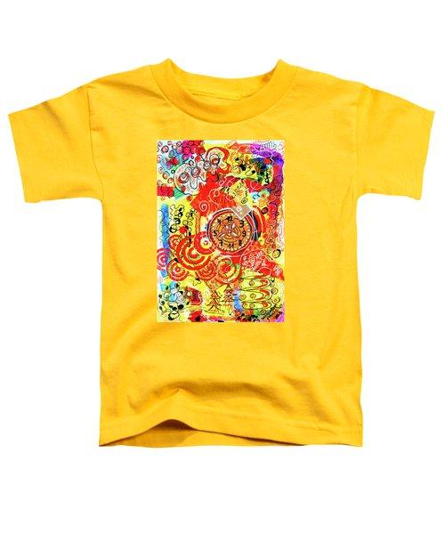 Crazy Time Toddler T-Shirt