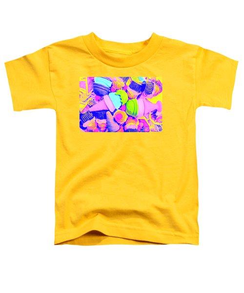 Creme De La Ice-cream Toddler T-Shirt