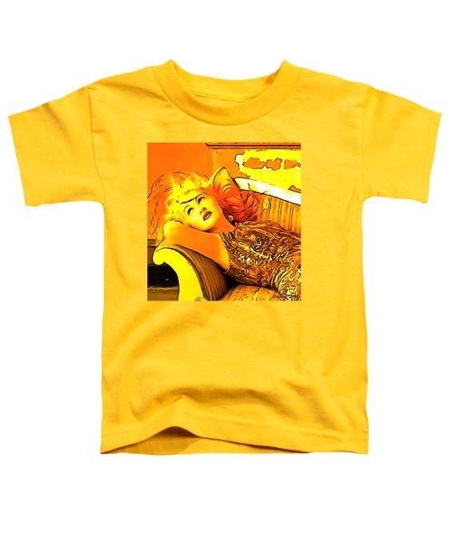 Cyndi Lauper Toddler T-Shirt
