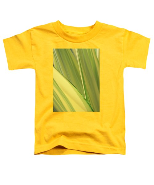 Dreamy Leaves Toddler T-Shirt