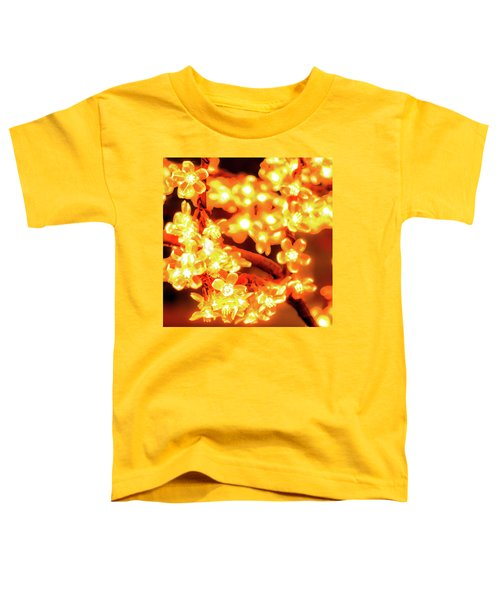 Flower Lights 5 Toddler T-Shirt