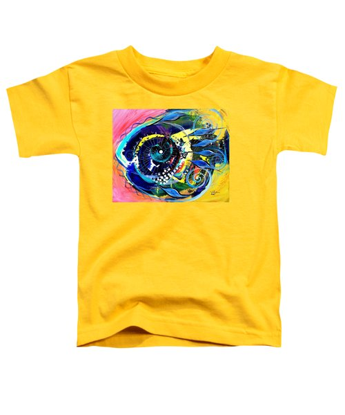 Into The Pink Toddler T-Shirt