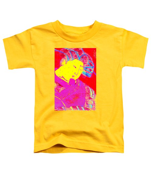 Japanese Pop Art Print 9 Toddler T-Shirt