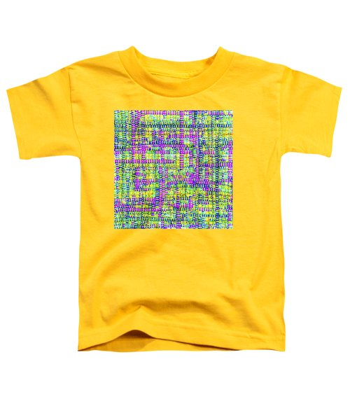 Mosaic Tapestry 2 Toddler T-Shirt