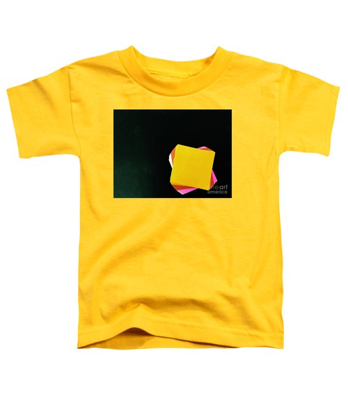 Note Worthy Toddler T-Shirt
