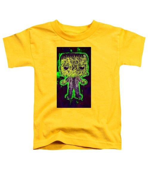 Frankenstein Pop 2 Toddler T-Shirt