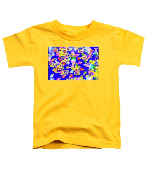 Retro Flavours Toddler T-Shirt
