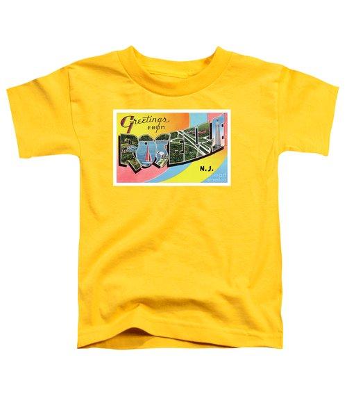 Roselle Greetings Toddler T-Shirt