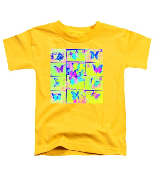 The Butterfly Courier Toddler T-Shirt