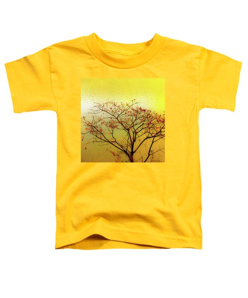 Tree And Water 2 Toddler T-Shirt