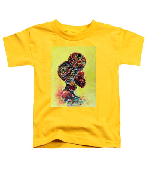 Wrapped Up Toddler T-Shirt