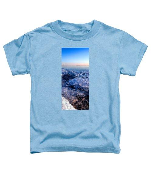 Superior Winter   Toddler T-Shirt