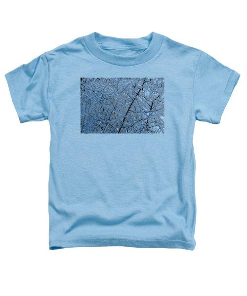 Vegetation After Ice Storm  Toddler T-Shirt