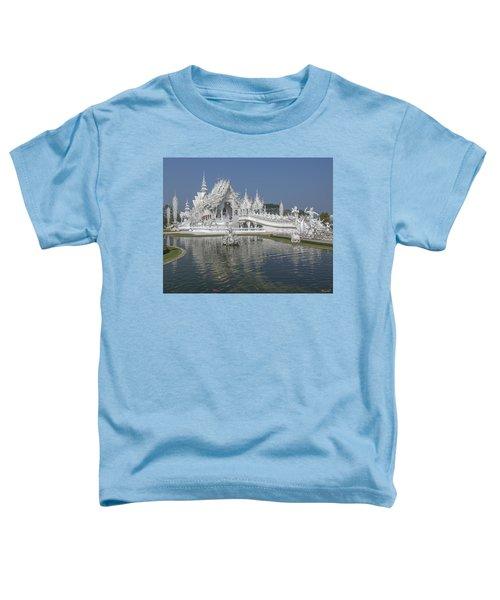 Wat Rong Khun Ubosot Dthcr0001 Toddler T-Shirt
