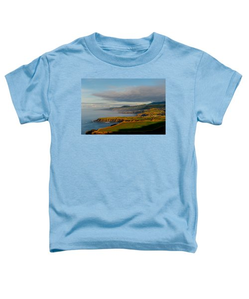 Coast Of Heaven Toddler T-Shirt