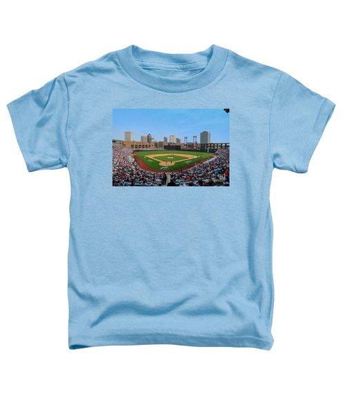 D24w-299 Huntington Park Photo Toddler T-Shirt