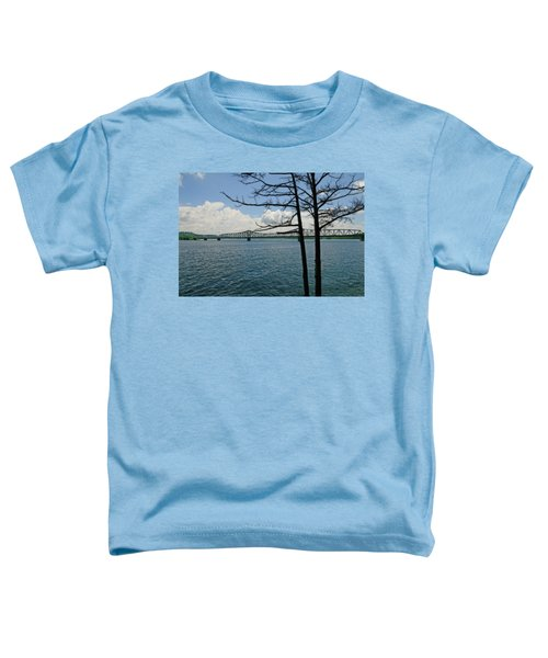 Kimberling City Bridge Toddler T-Shirt