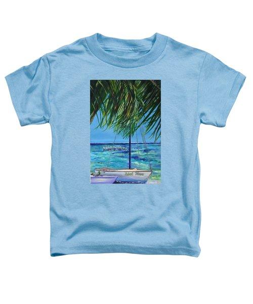 Lokal Flava Caye Caulker Belize Toddler T-Shirt