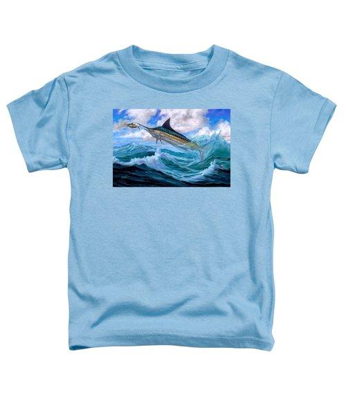 Marlin Low-flying Toddler T-Shirt