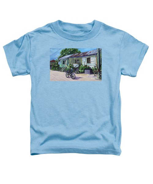Ofelias House Caye Caulker Belize Toddler T-Shirt