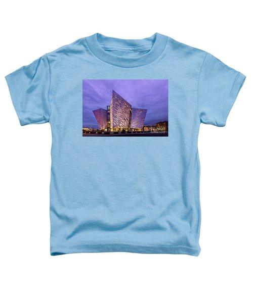 Unsinkable Toddler T-Shirt