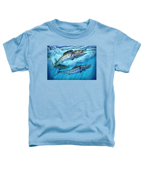 Wahoo In Freedom Toddler T-Shirt