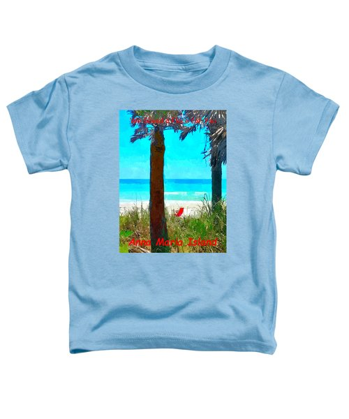 We Saved A Place For You Toddler T-Shirt