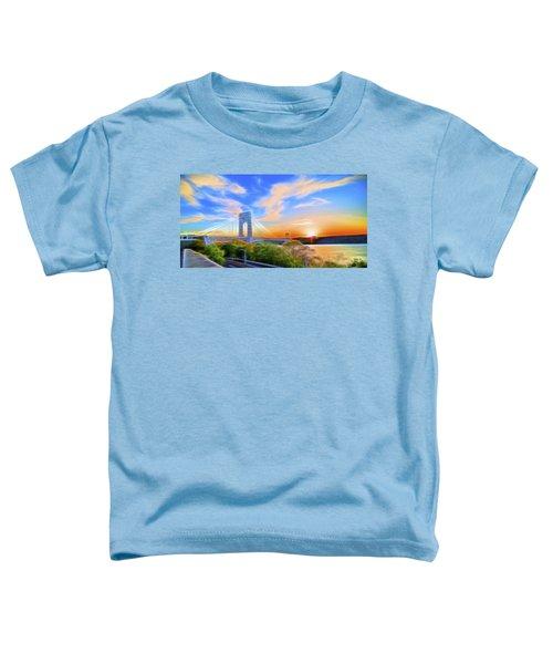 Sunset Dream Toddler T-Shirt
