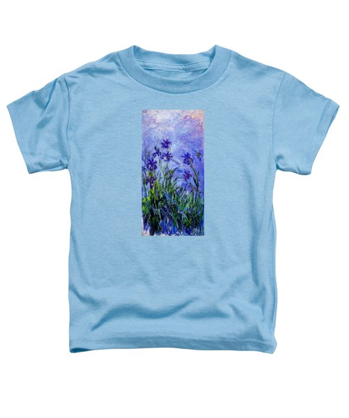 Irises Toddler T-Shirt