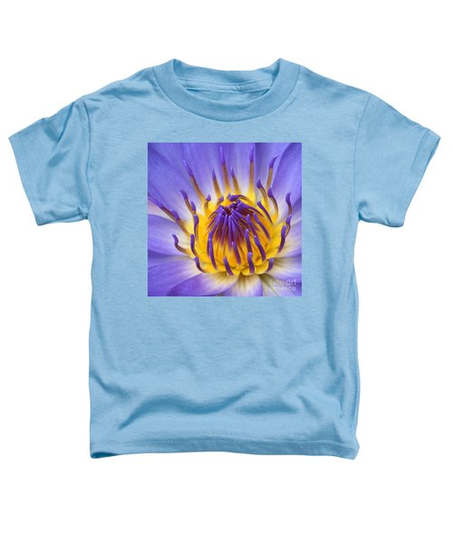 The Lotus Flower Toddler T-Shirt by Sharon Mau