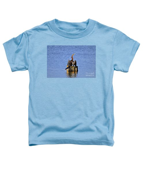 Wet Wings Toddler T-Shirt