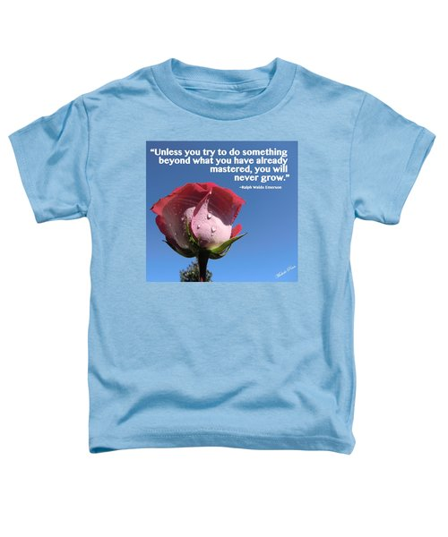 Choose Your Quote Choose Your Picture 21 Toddler T-Shirt