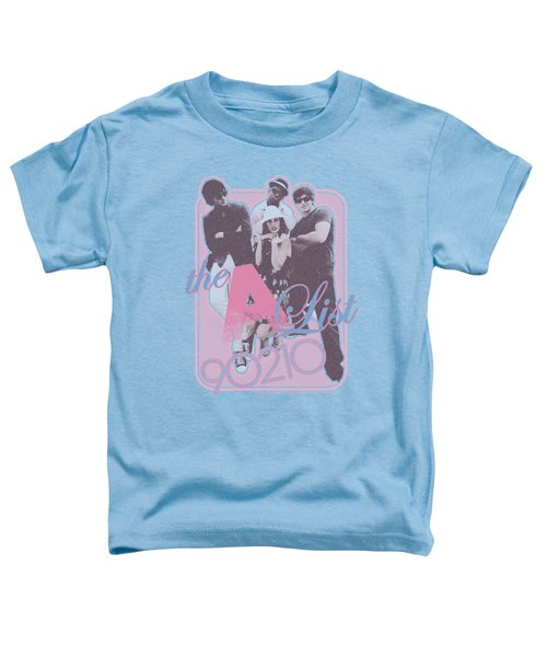 90210 - The A List Toddler T-Shirt