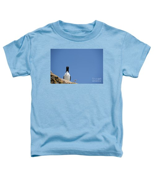 A Curious Bird Toddler T-Shirt