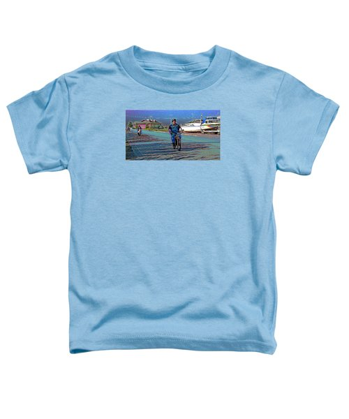 A Vintage Whizz Leading Toddler T-Shirt