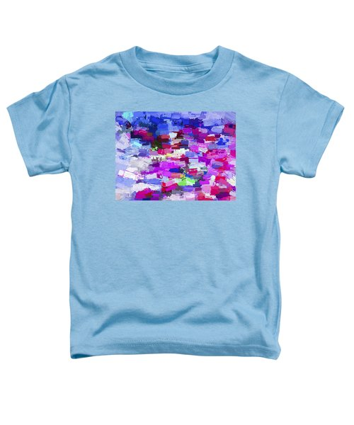 Abstract Artwork A7 Toddler T-Shirt