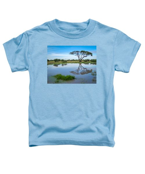 Acacia Tree Toddler T-Shirt