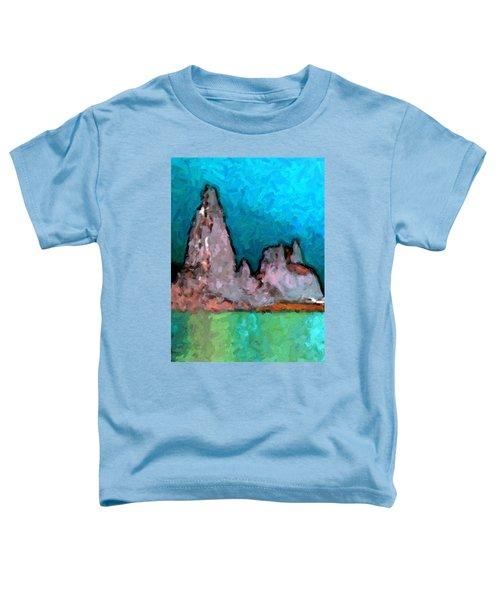 Acid Lake Toddler T-Shirt