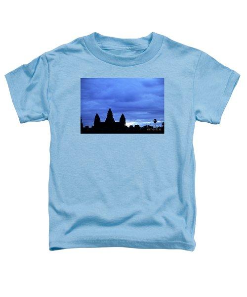 Angkor Wat Sunrise 01 Toddler T-Shirt