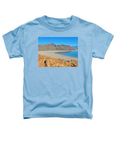 Antelope Island Toddler T-Shirt
