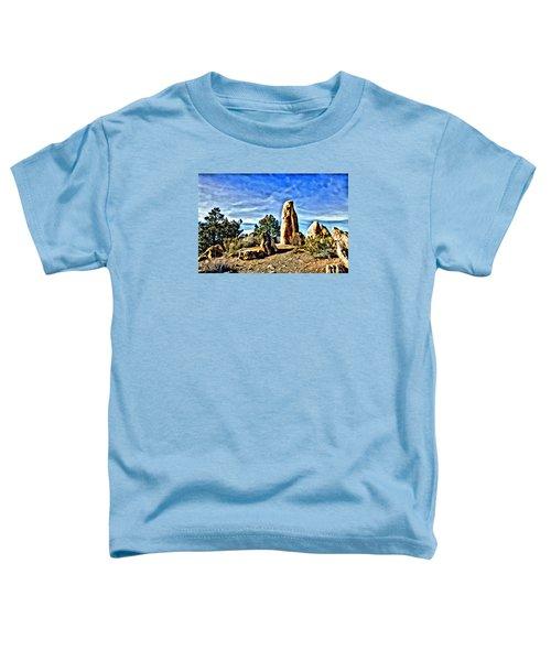 Arizona Monolith Toddler T-Shirt