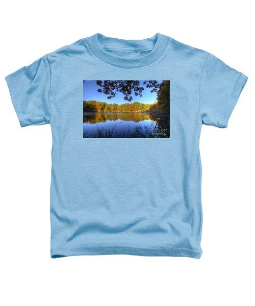 Autumn In Heaven Toddler T-Shirt