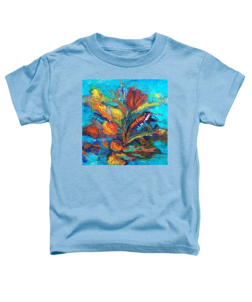 Autumn In Oklahoma Toddler T-Shirt
